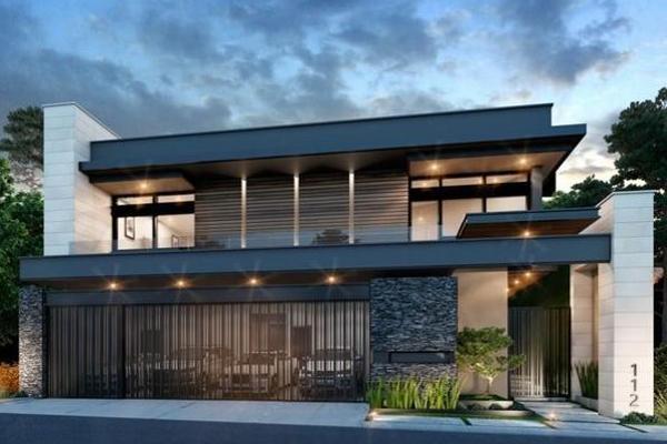 Foto de casa en venta en  , jardines del campestre, san pedro garza garcía, nuevo león, 7958235 No. 01
