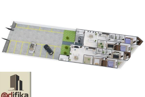 Foto de departamento en venta en  , jardines del estadio, san luis potosí, san luis potosí, 2835809 No. 03
