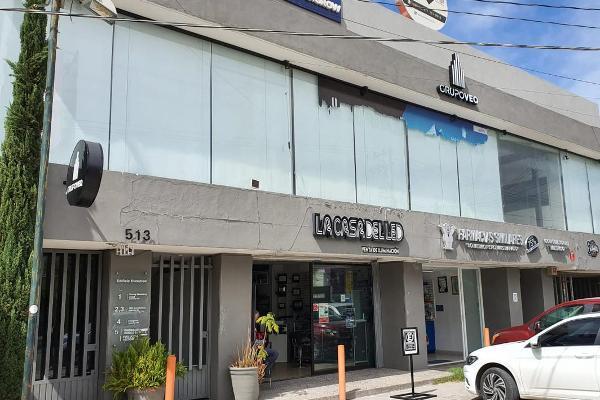 Foto de oficina en renta en  , jardines del moral, león, guanajuato, 12266389 No. 01