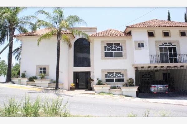 Foto de casa en venta en jardines del paseo 1122, jardines del paseo 1 sector, monterrey, nuevo león, 5837069 No. 01