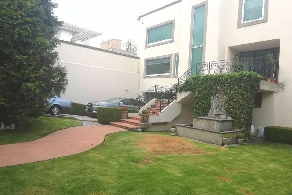 Foto de casa en venta en  , jardines del pedregal, álvaro obregón, df / cdmx, 14029679 No. 01