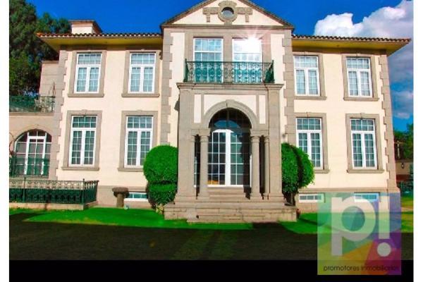 Foto de casa en venta en  , jardines del pedregal, álvaro obregón, df / cdmx, 5682873 No. 01