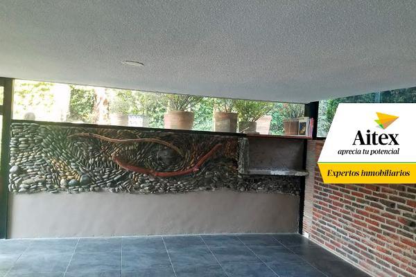 Foto de oficina en renta en piedra , jardines del pedregal, álvaro obregón, df / cdmx, 5342943 No. 04