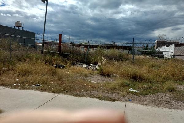 Foto de terreno comercial en venta en  , jardines del sol, chihuahua, chihuahua, 5909134 No. 03
