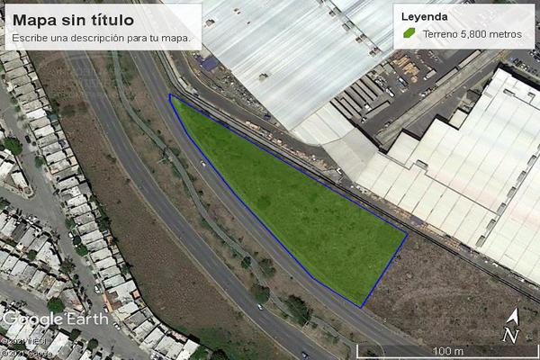 Foto de terreno habitacional en renta en  , jardines guadalupe, guadalupe, nuevo león, 21097495 No. 01