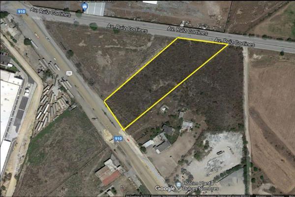Foto de terreno habitacional en renta en  , jardines guadalupe, guadalupe, nuevo león, 21196415 No. 01