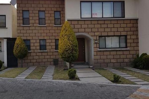 Foto de casa en venta en  , jardines santa cecilia infonavit, tlalnepantla de baz, méxico, 0 No. 01