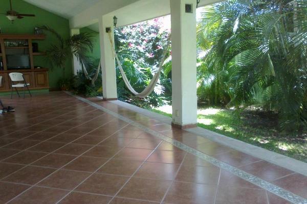 Foto de casa en venta en  , jardines vista hermosa, colima, colima, 5976927 No. 09