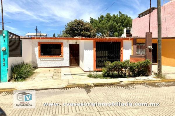 Foto de casa en venta en jaspe 111 111, lomas de santa rosa, oaxaca de juárez, oaxaca, 20159571 No. 01