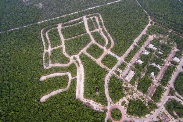 Foto de terreno habitacional en venta en  , javier rojo gómez (punta allen), tulum, quintana roo, 8848309 No. 02