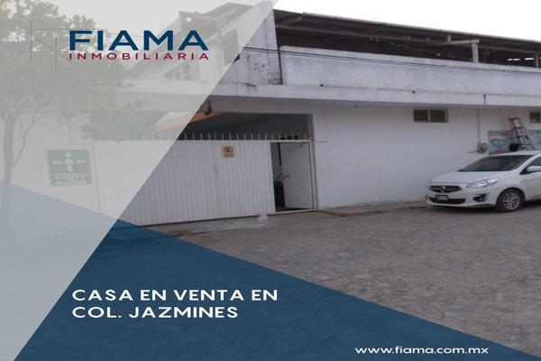 Foto de casa en venta en  , jazmines, tepic, nayarit, 16303031 No. 01