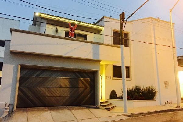 Foto de casa en venta en  , jerónimo siller, san pedro garza garcía, nuevo león, 4673422 No. 01
