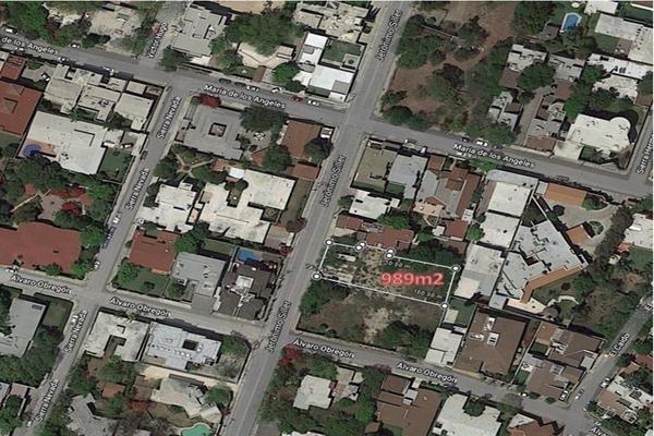 Foto de terreno habitacional en venta en  , jerónimo siller, san pedro garza garcía, nuevo león, 9232004 No. 01