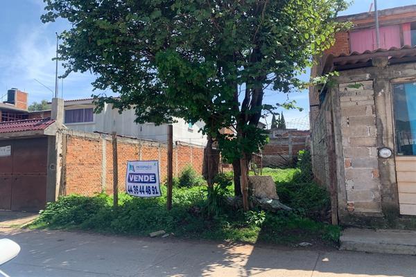 Foto de terreno habitacional en venta en  , jesús del monte, morelia, michoacán de ocampo, 17958580 No. 02
