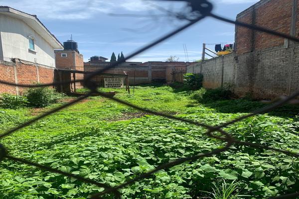 Foto de terreno habitacional en venta en  , jesús del monte, morelia, michoacán de ocampo, 17958580 No. 08