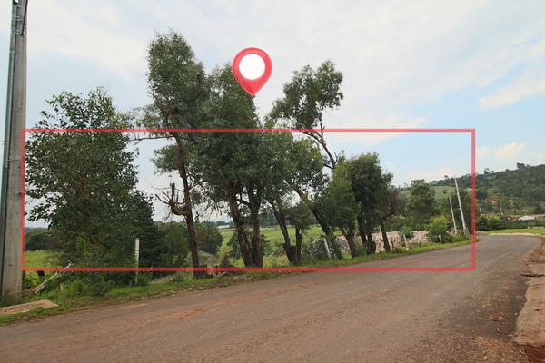Foto de terreno habitacional en venta en  , jesús del monte, morelia, michoacán de ocampo, 7201916 No. 01