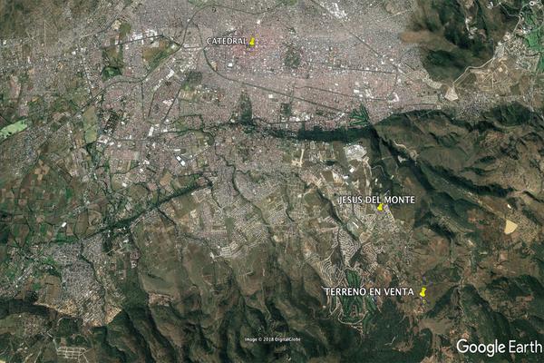 Foto de terreno habitacional en venta en  , jesús del monte, morelia, michoacán de ocampo, 7201916 No. 06