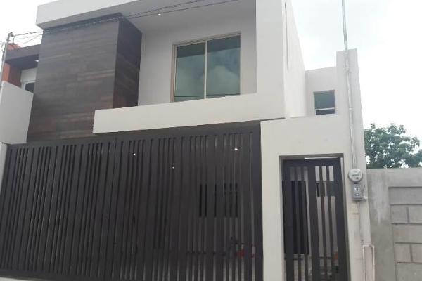 Foto de casa en venta en  , jesús luna luna, ciudad madero, tamaulipas, 12263171 No. 01