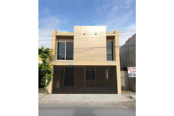 Foto de casa en venta en  , jesús luna luna, ciudad madero, tamaulipas, 19979324 No. 01