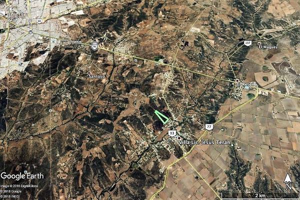 Foto de terreno habitacional en venta en jesus teran , jesús terán peredo, aguascalientes, aguascalientes, 6153900 No. 03