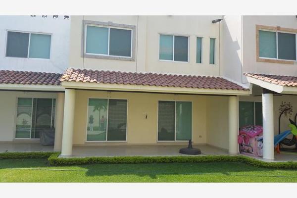 Foto de casa en venta en jiutepec centro x, centro jiutepec, jiutepec, morelos, 5686143 No. 01