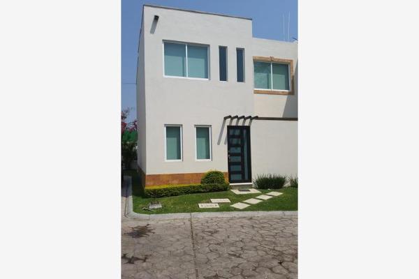 Foto de casa en venta en jiutepec centro x, centro jiutepec, jiutepec, morelos, 5686143 No. 03
