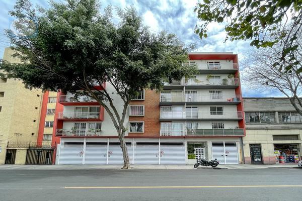 Foto de departamento en renta en joaquín garcía icazbalceta , san rafael, cuauhtémoc, df / cdmx, 0 No. 01