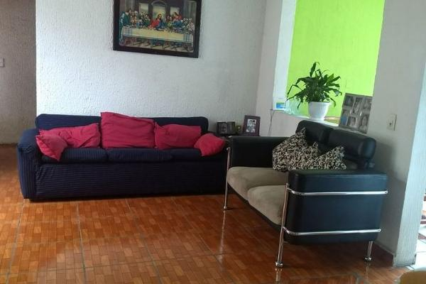 Foto de casa en venta en  , jorge negrete, gustavo a. madero, distrito federal, 5676802 No. 04
