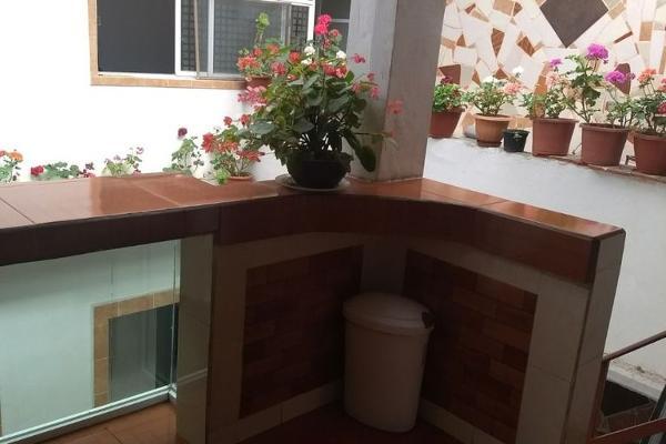 Foto de casa en venta en  , jorge negrete, gustavo a. madero, distrito federal, 5676802 No. 10