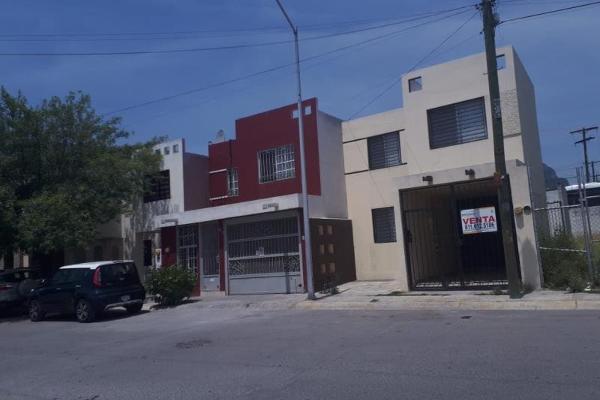 Foto de casa en venta en jose gpe posada 611, paseo real, general escobedo, nuevo león, 2704641 No. 01