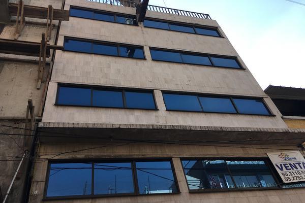 Foto de edificio en venta en josé joaquín pesado , obrera, cuauhtémoc, df / cdmx, 9144394 No. 01