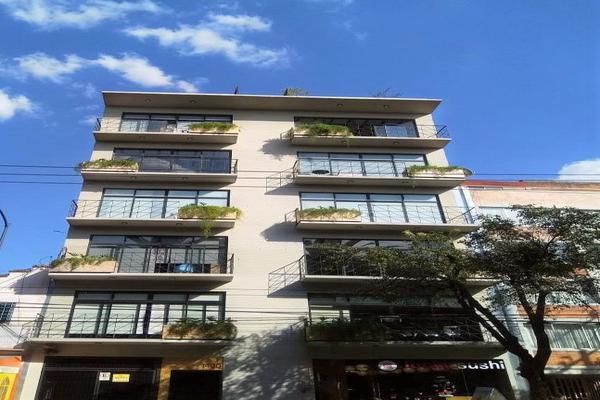 Foto de oficina en renta en josé ma. vertiz , portales norte, benito juárez, df / cdmx, 18757650 No. 01