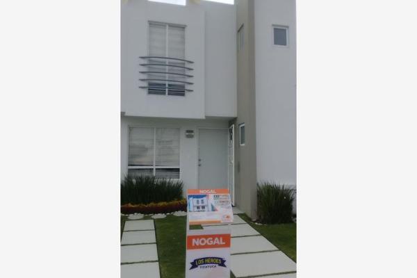 Foto de casa en venta en jose manuel mireles 2, tizayuca, tizayuca, hidalgo, 8853360 No. 01
