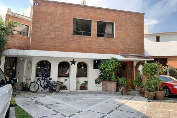 Foto de casa en condominio en renta en josé maría castorena , san josé de los cedros, cuajimalpa de morelos, df / cdmx, 8685331 No. 01