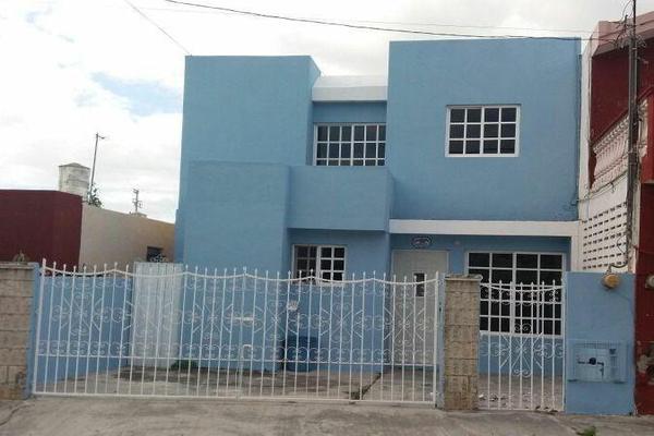 Foto de casa en venta en  , jose maria iturralde, mérida, yucatán, 8101413 No. 01