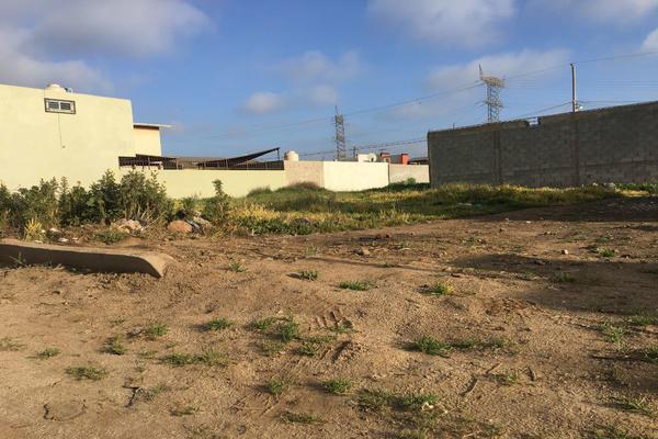 Foto de terreno habitacional en venta en jose maria morelos , conjunto artesanal, ensenada, baja california, 14023586 No. 02