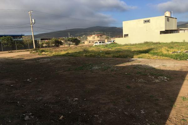 Foto de terreno habitacional en venta en jose maria morelos , conjunto artesanal, ensenada, baja california, 14023586 No. 06