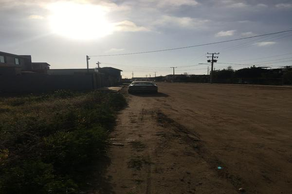 Foto de terreno habitacional en venta en jose maria morelos , conjunto artesanal, ensenada, baja california, 14023586 No. 07