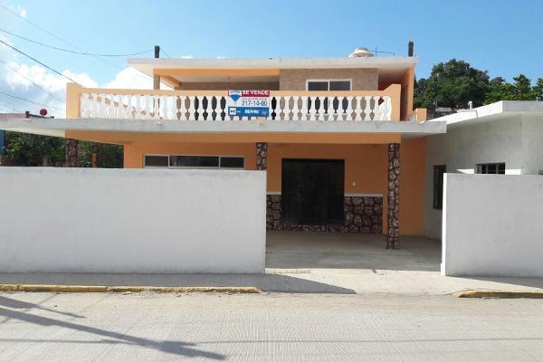 Foto de terreno habitacional en venta en josé maría morelos hcv1679e , ciudad cuauhtémoc, pueblo viejo, veracruz de ignacio de la llave, 3494314 No. 01
