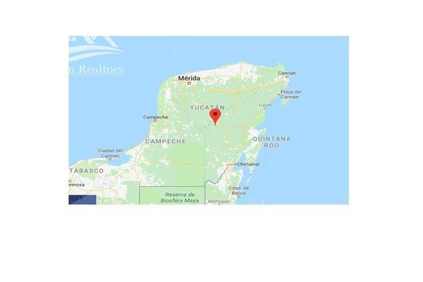 Foto de terreno habitacional en venta en  , josé maría morelos, josé maría morelos, quintana roo, 15149618 No. 01