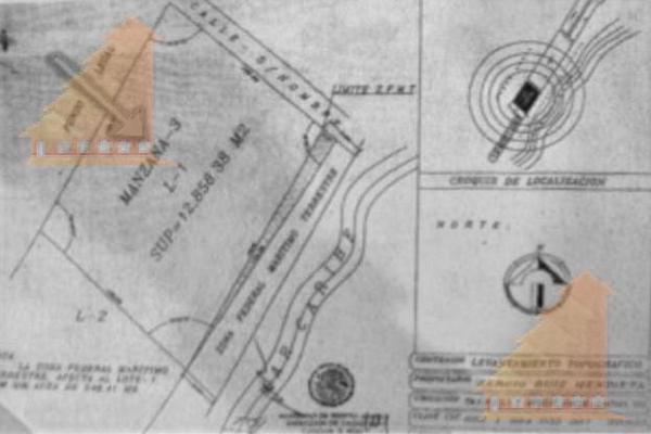 Foto de terreno habitacional en venta en  , josé maría morelos, josé maría morelos, quintana roo, 18891496 No. 02