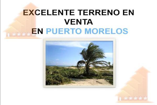 Foto de terreno habitacional en venta en  , josé maría morelos, josé maría morelos, quintana roo, 18891496 No. 03
