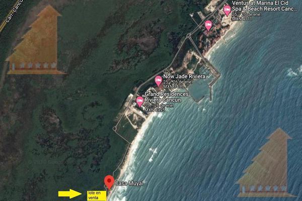 Foto de terreno habitacional en venta en  , josé maría morelos, josé maría morelos, quintana roo, 18891496 No. 09