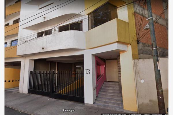 Foto de departamento en venta en jose maria olloqui 13, acacias, benito juárez, df / cdmx, 12786920 No. 03