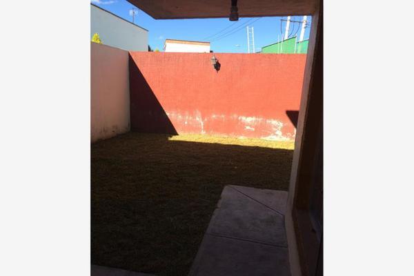Foto de casa en renta en josé mariano salas x, palma real ii, metepec, méxico, 2666410 No. 21