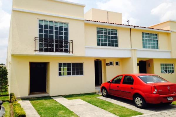 Foto de casa en renta en jose marti 800, tlacopa, toluca, méxico, 2703671 No. 01