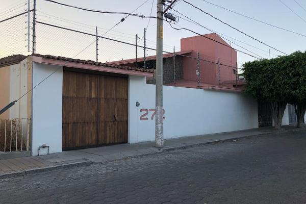 Foto de casa en renta en jose pedraza , ciudad deportiva, irapuato, guanajuato, 5309450 No. 01