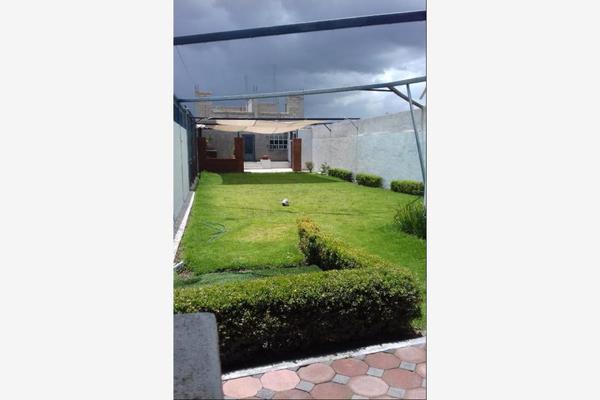 Foto de casa en venta en josefa ortiz de domínguez 23, lazaro cardenas, lazaro cardenas-colonia agricola- 0, lázaro cárdenas, metepec, méxico, 9190048 No. 01