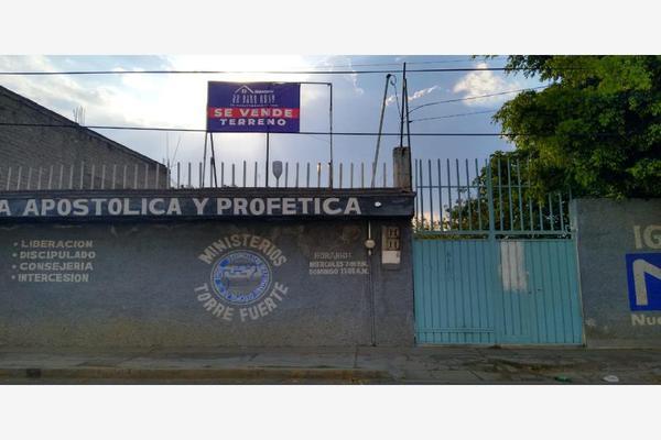 Foto de terreno habitacional en venta en josefa ortiz de dominguez 61, la magdalena atlicpac, la paz, méxico, 0 No. 02