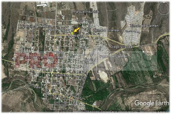 Foto de terreno comercial en renta en josefa ortiz de dominguez , el carmen, el carmen, nuevo león, 17861263 No. 02